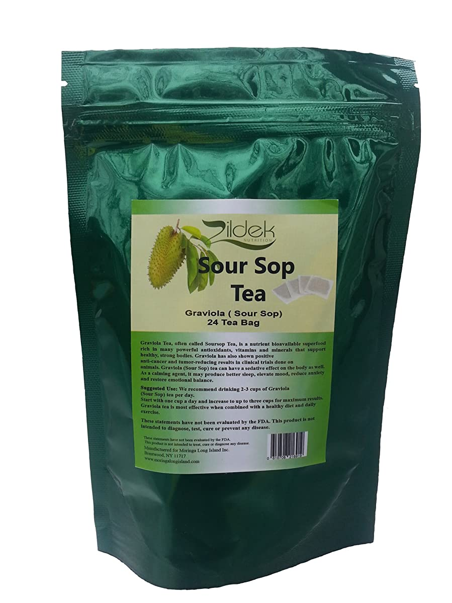 Graviola (Sour Sop) 24 Tea Bags