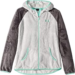 UA Cozy Hooded Jacket (Big Kids)