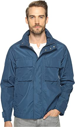 Hewlett Tech Oxford Trucker Jacket