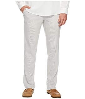 Slim Fit Linen Chino