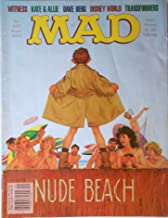 mad magazine 1985