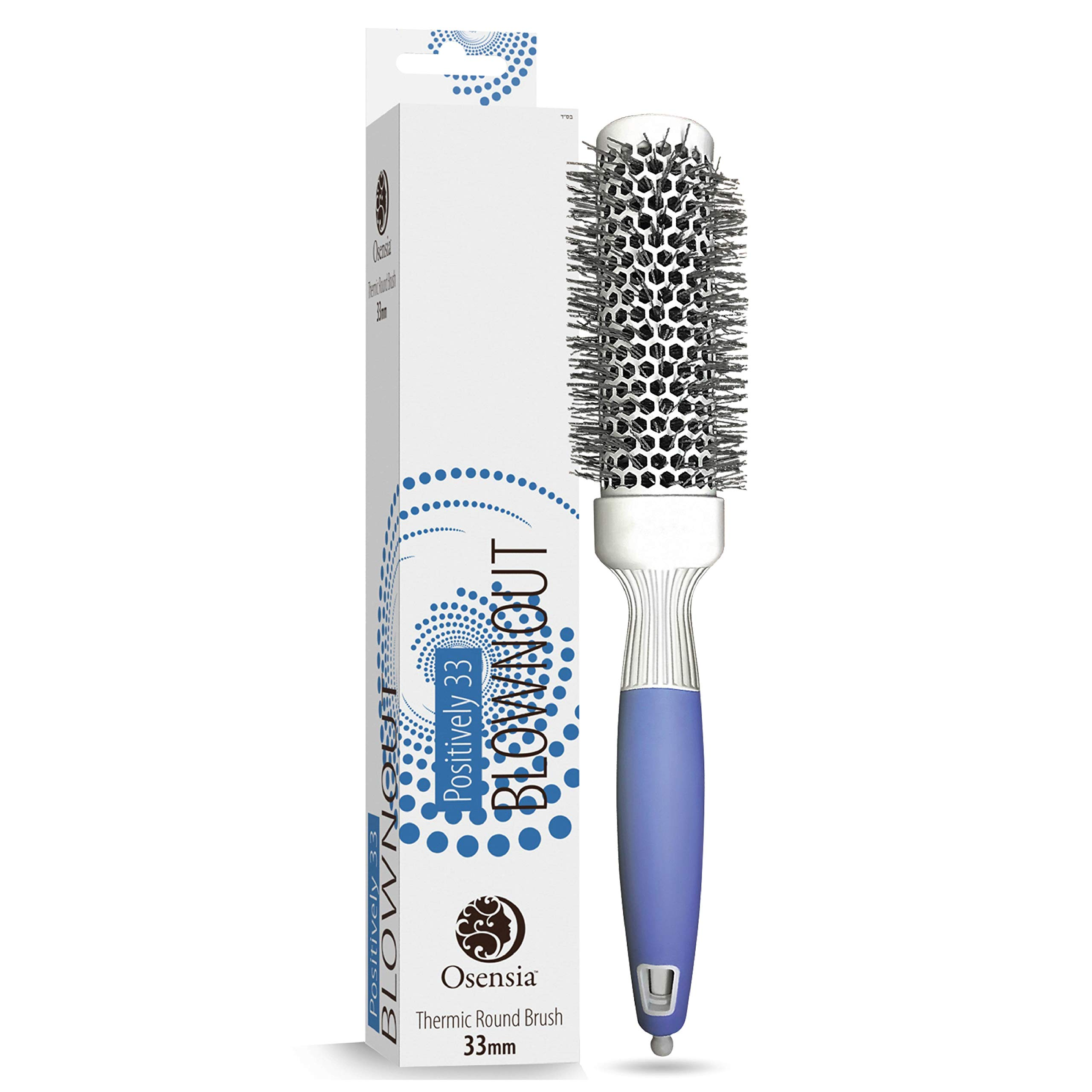 Professional Round Brush Blow Drying