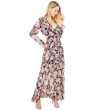Bardot Garden Floral Dress (Rose Garden) Women