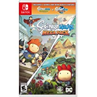 Deals on Scribblenauts Mega Pack Nintendo Switch