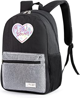 Laptop Backpack 15 6 inches For Women (Pink)