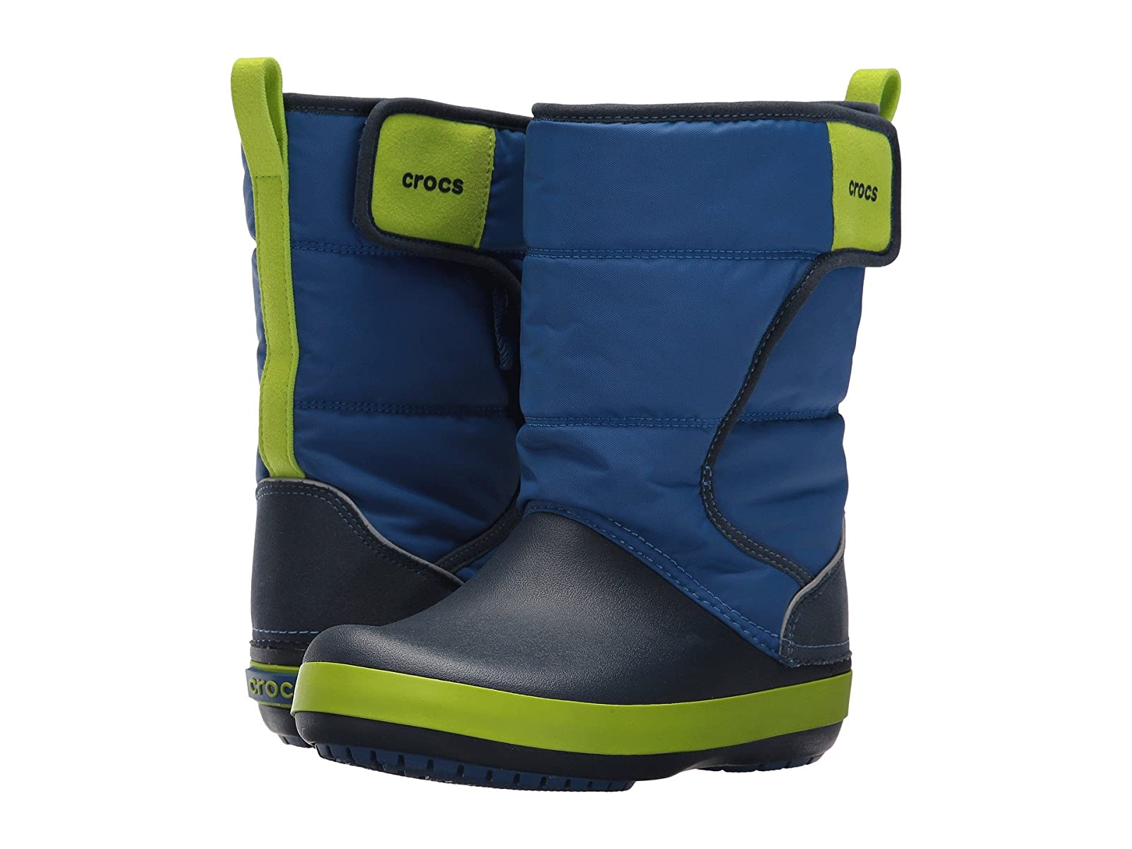 Crocs Kids LodgePoint Snow Boot (Toddler/Little Kid)Affordable and distinctive shoes