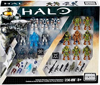 Mega Construx Halo Exclusive Outlands Skirmish Set (Discontinued by Manufacturer)
