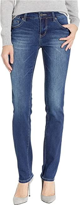 Hanna Straight Jeans in Flatiron