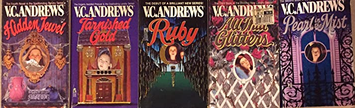 Complete Landry Series by V.C. Andrews 5 Book Set