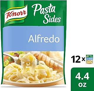 Knorr Pasta Sides For Rich, Creamy Pasta Alfredo 7 Minute Preparation 4.4 Oz