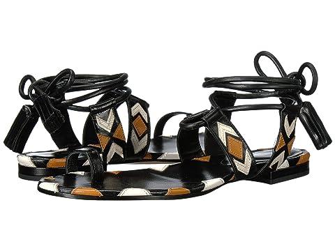 Etro Ankle Wrap Sandal pXPdgkxY