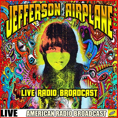 Jefferson Airplane – Live Radio Broadcast (2019) – It's only rock'n'roll