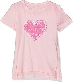 WIXSOO T-Shirt Pattinaggio Bambina Passion