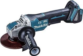 マキタ(Makita) 125mm充電式ディスクグラインダ 18V バッテリ・充電器・ケース別売 GA520DZ