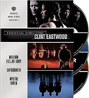 Essential Directors - Clint Eastwood: (Million Dollar Baby / Mystic River / Unforgiven)