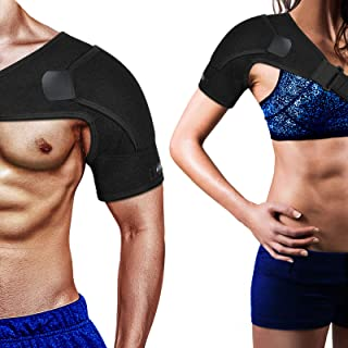 BUGGUA Shoulder guard rotator cuff tear protection cover, relieve shoulder pain, tendinitis-orthopedic support and compres...