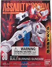 Mobile Suit Gundam Assault Kingdom 8 BG-011B Build Burning Gundam Action Figure