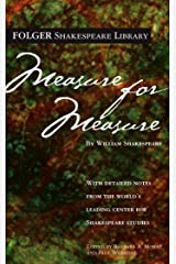 Measure for Measure (Folger Shakespeare Library) Kindle Edition