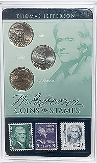 thomas jefferson commemorative coin