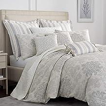 Croscill Phoebe Comforter, King, Grey