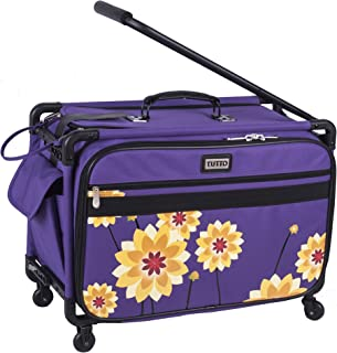 Tutto Purple Dahlia Large Machine case
