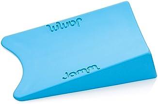 Jamm Door Stopper | Door Stop Wedge Holds Doors Open in Both Directions | Premium Non Rubber Non Slip Hardware | Stan...