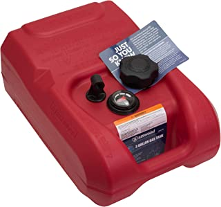 Attwood Portable Marine Fuel Tank - EPA and CARB Certified - Red