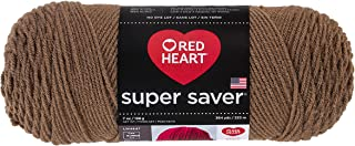 Red Heart Yarn Cafe Latte Red Heart Super Saver Yarn 360