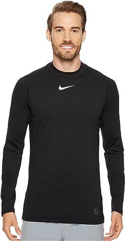 Nike - Pro Warm Mock Top