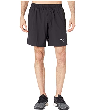PUMA Ignite Session 7 Shorts (PUMA Black) Men
