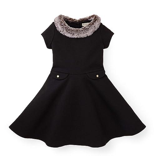 Black Skater Collar Dress Amazon