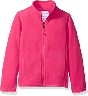 Girls Full-Zip Polar Fleece Jacket