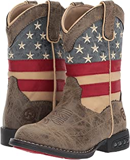 Roper Kids - Patriot (Toddler/Little Kid)