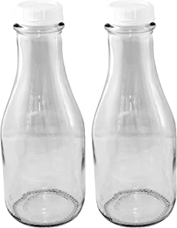 Best glass milk bottles target Reviews