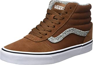 Vans Mens Ward hi Fashion Sneakers