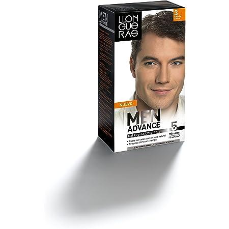 Tinte instantáneo para el pelo Tinte Pelo Negro Champú ...