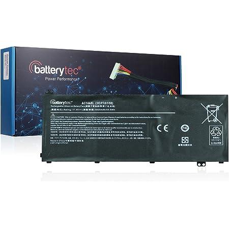 Batterytec Akku Für Acer Aspire V15 Nitro Vn7 Vn7 571 Elektronik