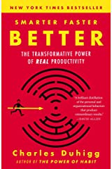 Smarter Faster Better: The Transformative Power of Real Productivity (English Edition) eBook Kindle