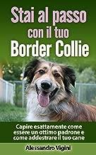 Stai al passo con il tuo Border Collie!: Capire esattamente come essere un ottimo padrone e come addestrare il tuo cane (Border Collie, addestramento cani) (Italian Edition)