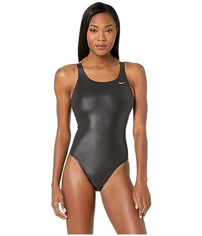 Nike Flash Bonded Fast Back One-Piece (Black) Women