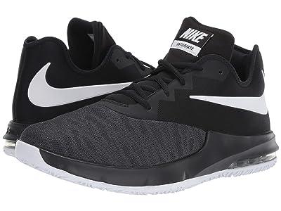 Nike Air Max Infuriate III Low (Black/White/Dark Grey) Men