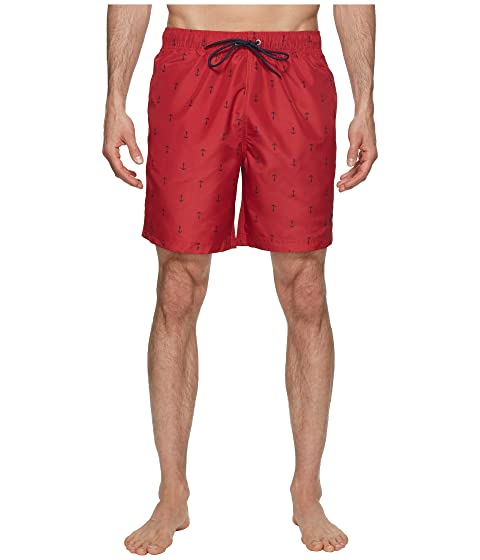 Nautica New New Anchor Trunk Nautica Print d7rFq7wn