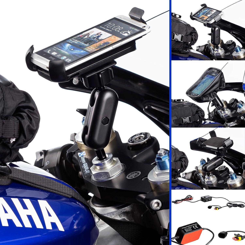 Ultimateaddons Bike Motorrad Gabel Vorbau Joch 7 6cm Elektronik