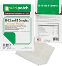 Best b12 energy plus patch Reviews