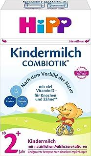 HiPP Kindermilch Combiotik ab 2 Jahre (4er Pack, 4 x 600 g)