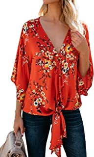 Best kimono style blouses Reviews