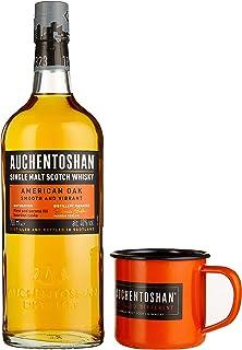 Auchentoshan AMERICAN OAK Single Malt Scotch Whisky 40% Vol. 0,7 l  GB mit Tasse