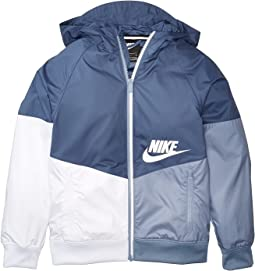 NSW Windrunner Full Zip Hoodie (Big Kids)