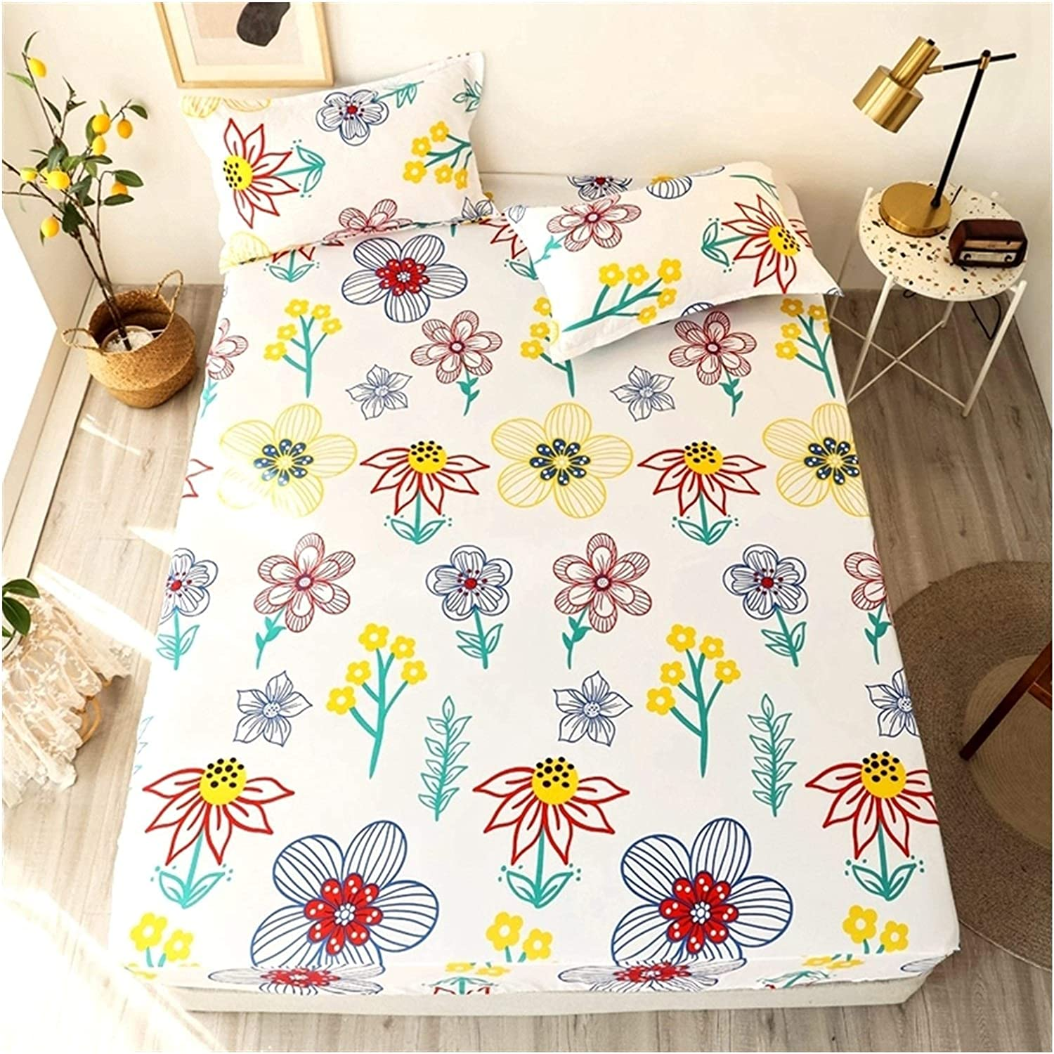 Bed Sheet Sheets 3-Piece Large Pillowcase Genuine Free Shipping with Be Limited time cheap sale