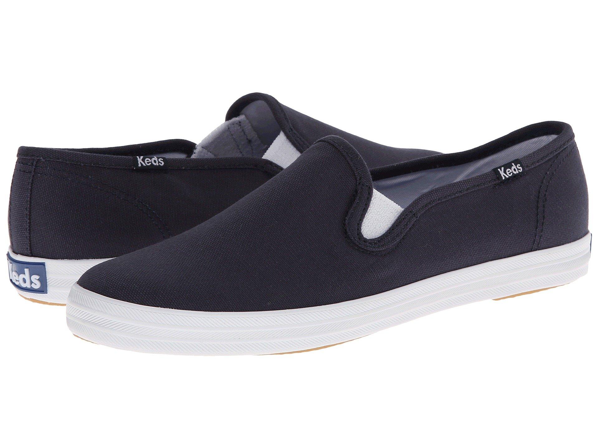 Keds White Slip On Shoes